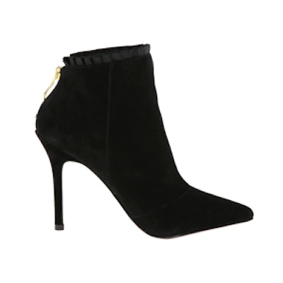 Frill Bootie