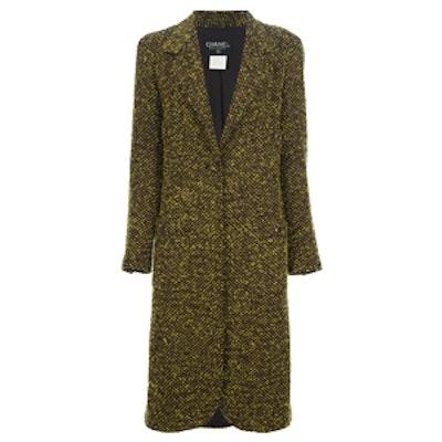 Vintage Boucle Coat
