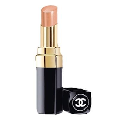 Chanel Rough Coco Shine Hydrating Sheer Lipshine in Ingenue