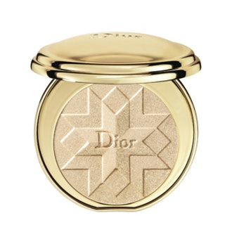 Shimmer Compact in Gold Shock