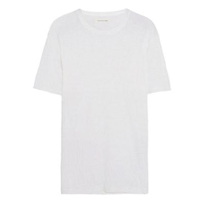 Slub-Linen T-Shirt