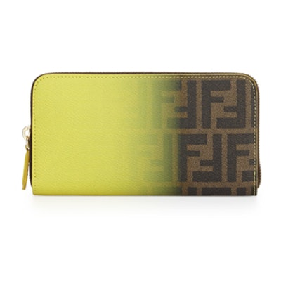 Ombre Zucca Continental Wallet