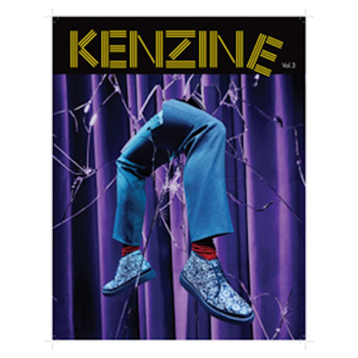 Kenzine: Volume III (Pre-Order)