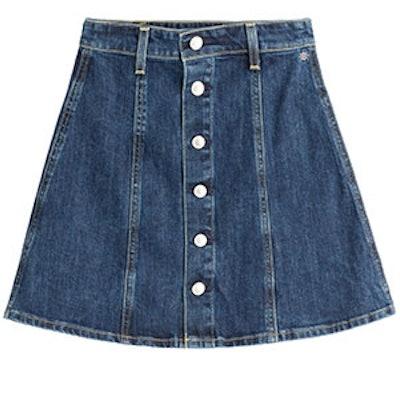 Kety Denim Skirt