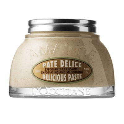 Exfoliating and Smoothing Delicious Paste