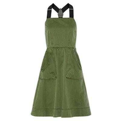 Cotton-Drill Dress