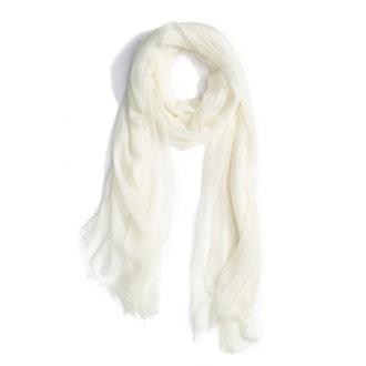 Modal Silk-Blend Scarf