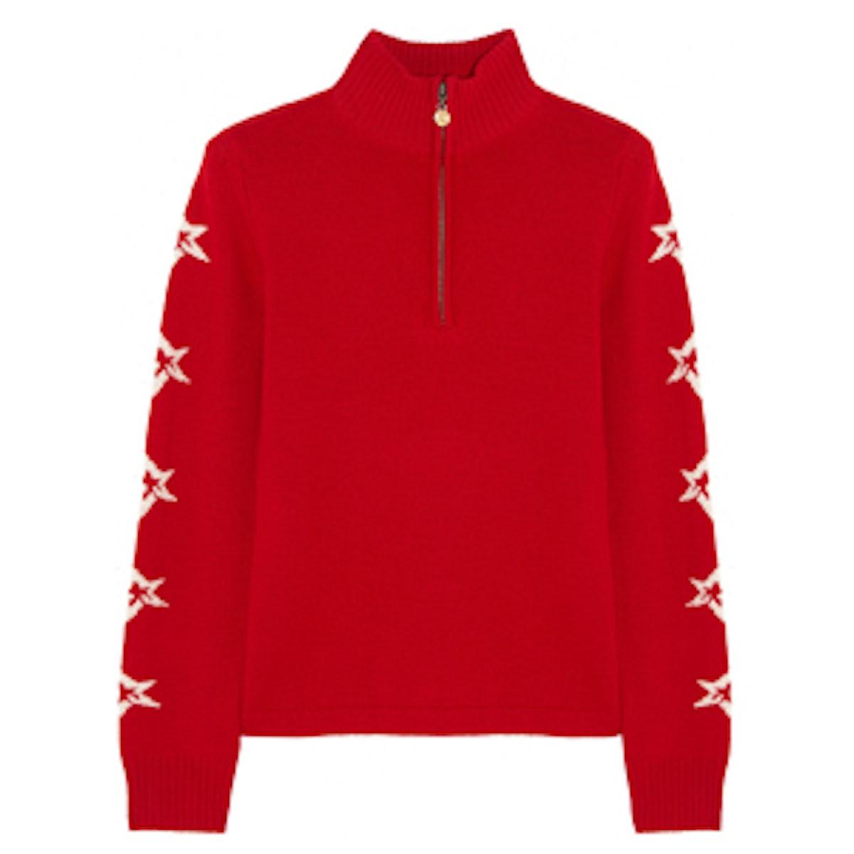 Intarisa Knit Wool Sweater