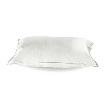Whisper White Silk Pillow Case