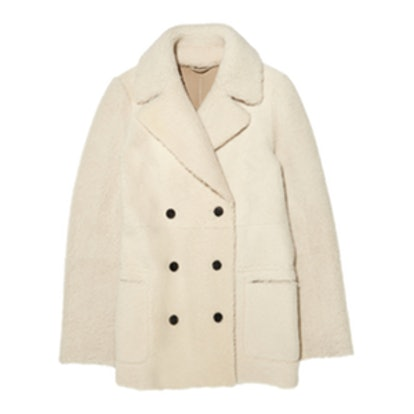 Cadet Reversible Shearling Coat