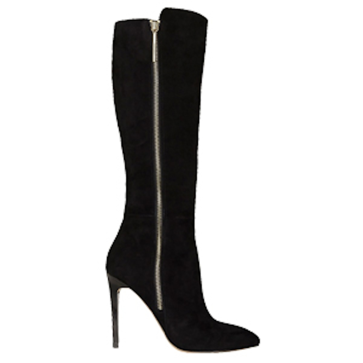 Molly Suede Knee-High Boots