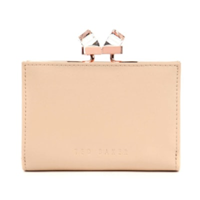 Elly Small Square Crystal Wallet