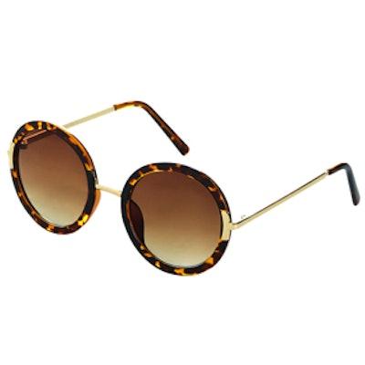 '60s Round Sunglasses