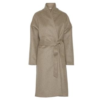 Chelsea Felt-Wrap Coat