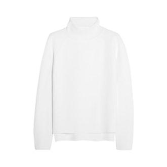 Celeste Stretch-Knit Turtleneck Sweater