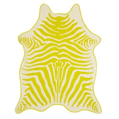 + Maslin & Co Zebra-Print Towel