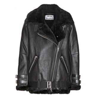 Velocite Shearling Jacket