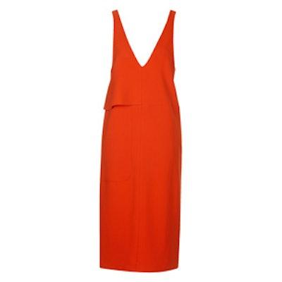 Crepe Layering Dress