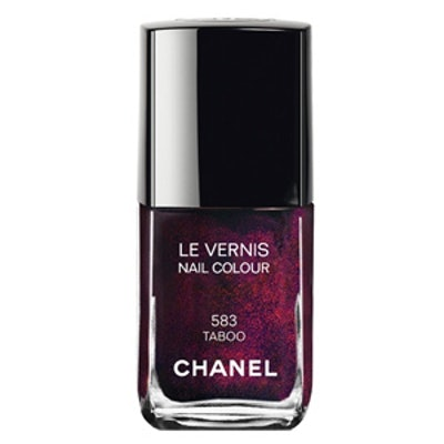 Le Vernis Nail Colour in Taboo