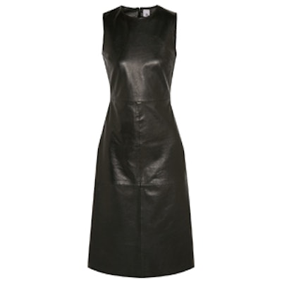 Candice Leather Dress