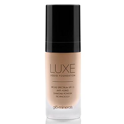 Luxe Liquid Foundation SPF 15