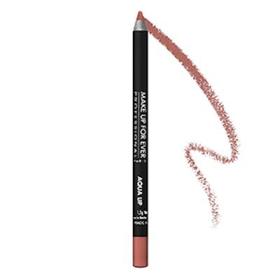 Waterproof Lipliner Pencil In Medium Natural Beige