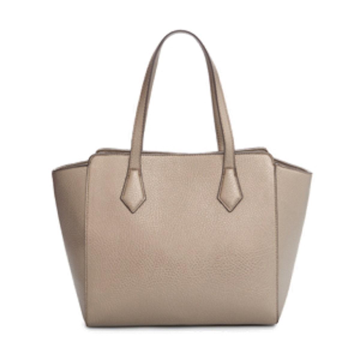 Pebbled Tote Bag