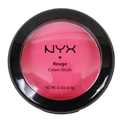 Cream Blush in Hot Pink