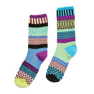 Equinox Crew Socks