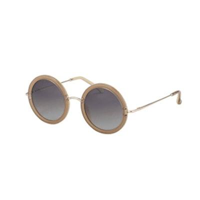Round Circle Sunglasses