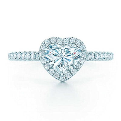 Tiffany Soleste Heart Ring