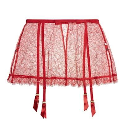 Annoushka Lace Suspender Belt