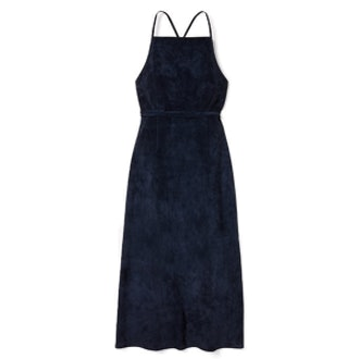 Lilita Dress in Classic Suede
