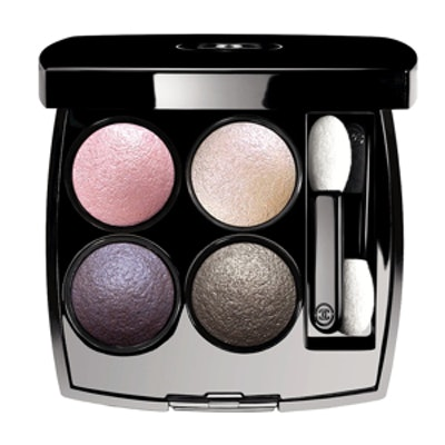 Les 4 Ombres Multi-Effect Quadra Eyeshadow Limited Edition In Tisse Rhapsodie