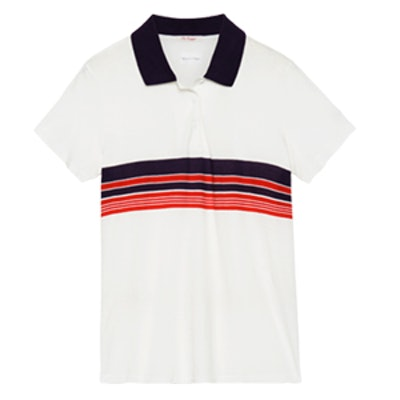 Chest Stripe Polo