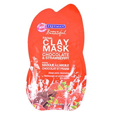 Chocolate & Strawberry Facial Clay Mask Travel Size