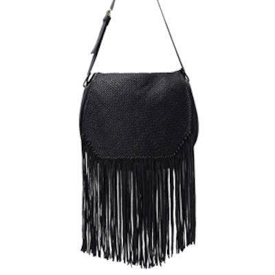 Fringe Messenger Bag