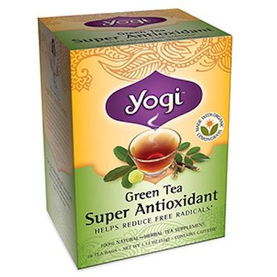 Super Antioxidant Herbal Green Tea