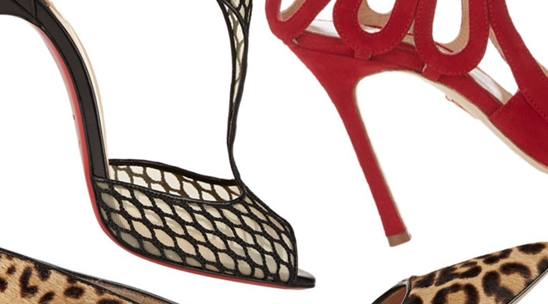 Super-Sexy Heels To Wear With Your Little Black Dress 8139430353ad