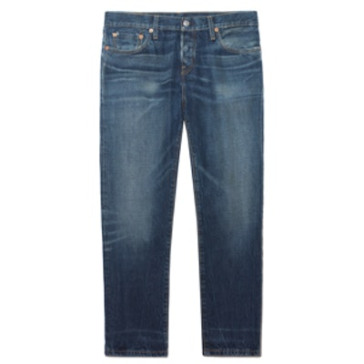 501 Mid-Rise Jeans in Medium Wash