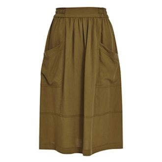Mash Midi Skirt