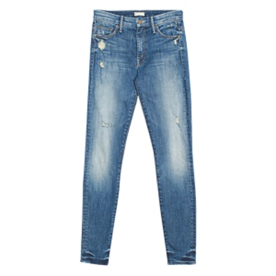High-Waisted Looker Jeans