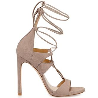 Leg-Wrap Sandal