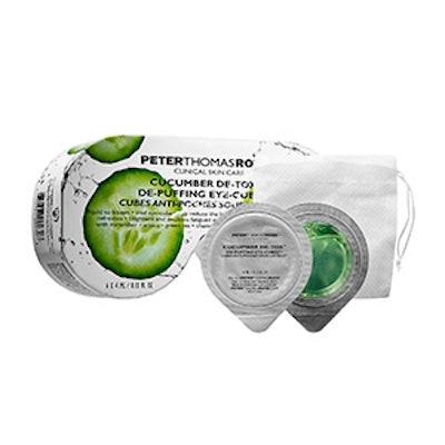 Cucumber De-Tox De-Puffing Eye-Cubes