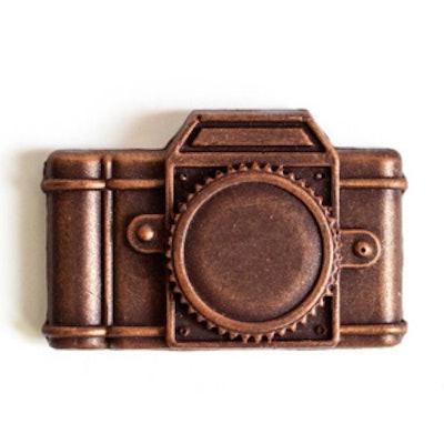 Vintage Camera Chocolate