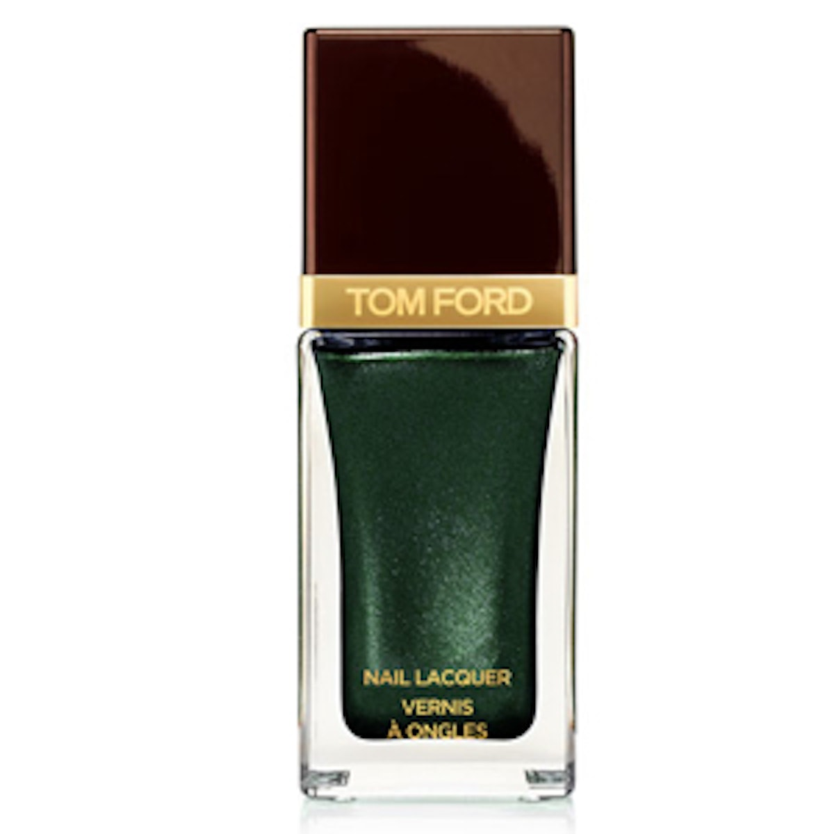 Nail Lacquer in Black Jade