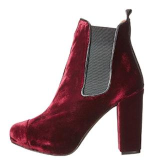 Carmen Velvet Boots