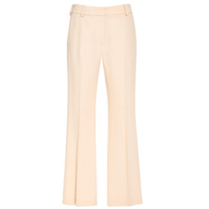 Cropped Flared Pants