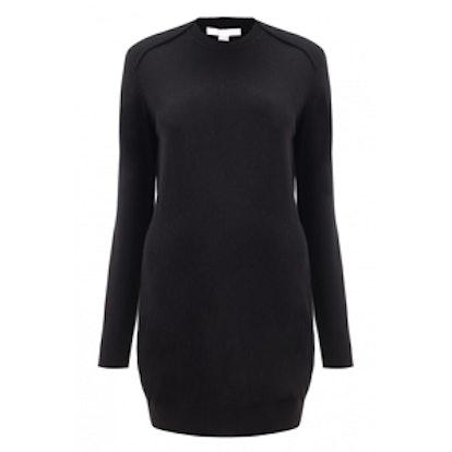Silk and Cashmere Sweater Dress