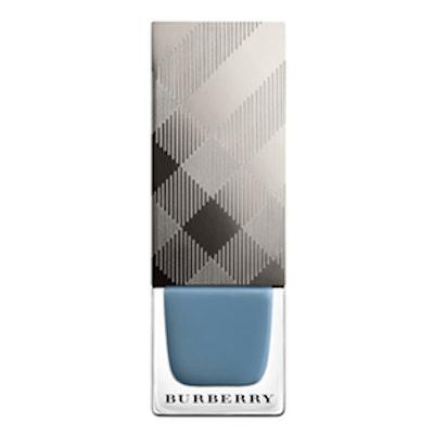 Stone Blue Nail Polish